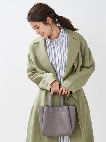 【新色登場】ポケット2WAYミニトートバッグ