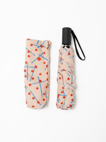 【KiU×collex 】晴雨兼用 UVカット率90%以上 自動開閉式折りたたみ傘