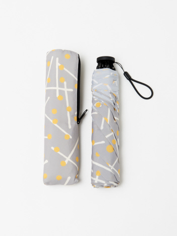 【KiU×collex 】晴雨兼用 エアライト折りたたみ傘
