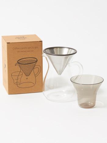 collex - 【KINTO /キントー】コーヒーカラフェセット 300ml