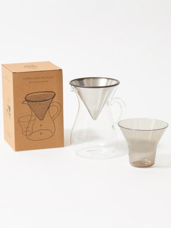 collex - 【KINTO /キントー】コーヒーカラフェセット 600ml