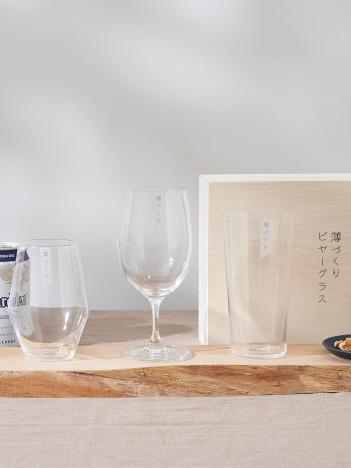 collex - 【東洋佐々木ガラス 】薄づくりビヤーグラスセット