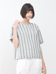 collex - リトアニアリネンブラウス【予約】