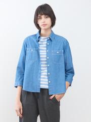 collex - シャンブレーシャツ