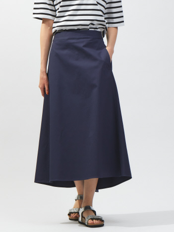 collex - セミフレアースカート