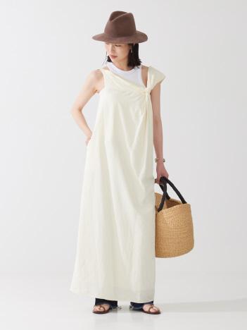 THE STORE by C' - 【SHINA MOTE】ELIA DRESS