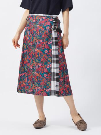 collex - 【別注】O'NEIL of DUBLIN プリーツスカート