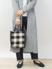 collex - チェックボックスバッグ【予約】