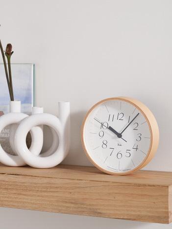 【LEMNOS ( レムノス )】 RIKI CLOCK リキクロック 掛け時計