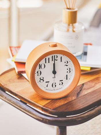 collex - 【LEMNOS ( レムノス )】RIKI ALARM CLOCK アラーム時計
