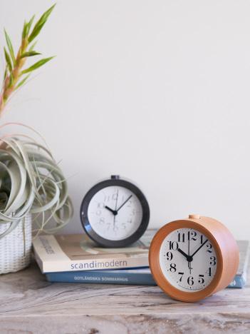 【LEMNOS/レムノス】RIKI ALARM CLOCK アラーム時計