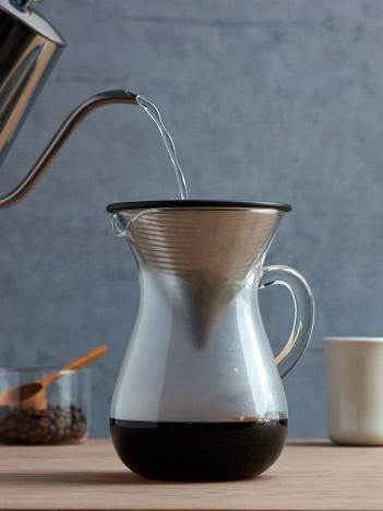 【KINTO /キントー】コーヒーカラフェセット 600ml