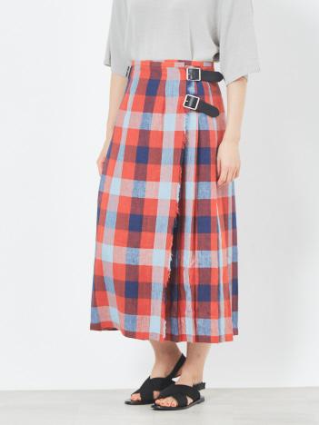 【O'NEIL of DUBLIN】ラップスカート