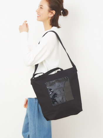 collex - 【WEB限定】【THE CASE】 メニーポケット2WAYトートバッグ