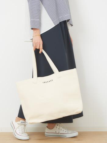collex - 【WEB限定】【THE CASE】 キャンバスショルダートートバッグ