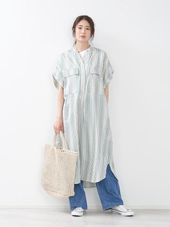 【BAGMATI/バグマティ】 WaxCordトートバッグ