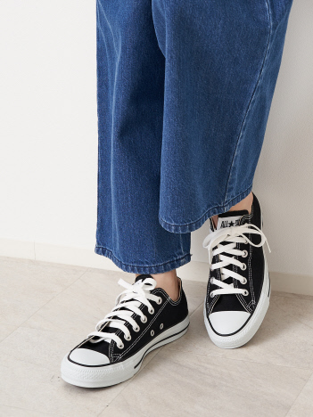 【CONVERSE(コンバース)】CANVAS ALL STAR OX スニーカー
