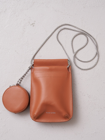 【THE CASE 】spring neck pouch ネックポーチ