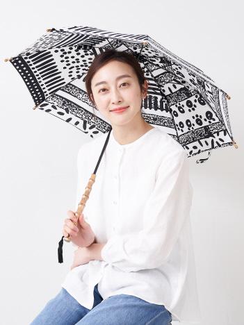【傳 tutaee(ツタエ)】キツネノタスキ 段々々 長日傘