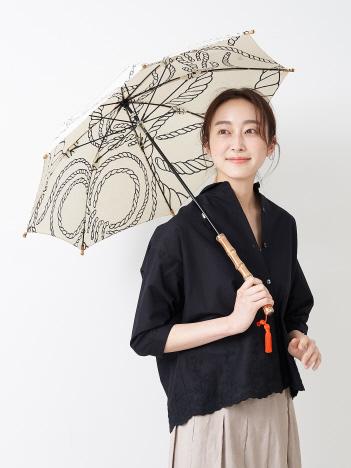 collex - 【傳 tutaee(ツタエ)】キツネノタスキ オナワ 長日傘