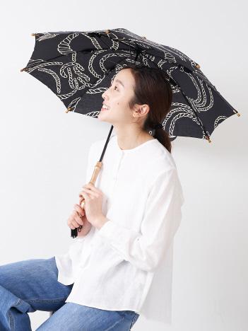 【傳 tutaee(ツタエ)】キツネノタスキ オナワ 長日傘