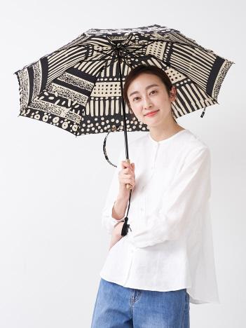 collex - 【傳 tutaee(ツタエ)】ウサギノタスキ 段々々 折り畳み傘