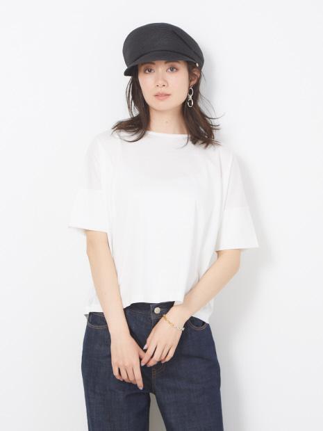【接触冷感】コンパクトクールTシャツ【予約】