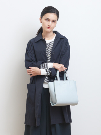 collex - 【春色登場】ポケット2WAYミニトートバッグ
