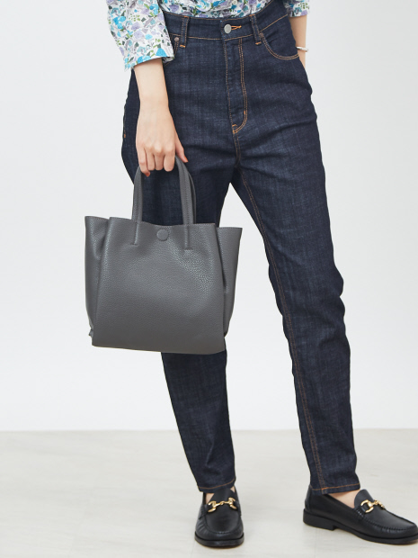【春色登場】ポケット2WAYミニトートバッグ