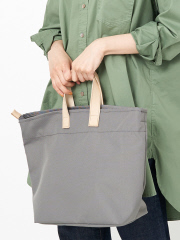 【THE CASE/ 別注】軽量 A4サイズ収納可 2WAYトートバッグ