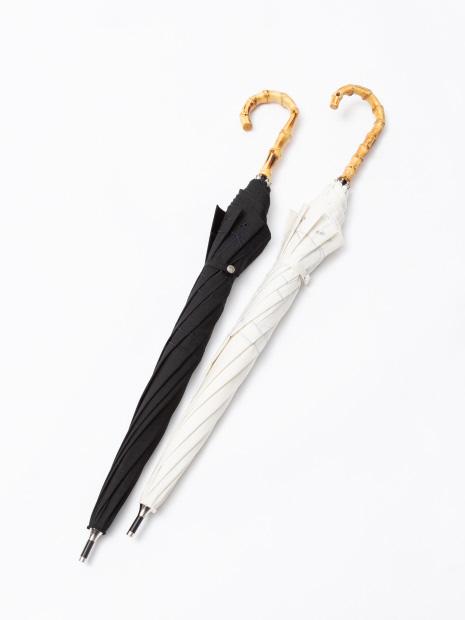 【今年も登場】晴雨兼用 日傘 スカラップレース刺繍 長傘