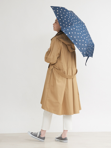自動開閉式 ジャンプ折りたたみ傘