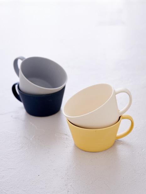 【SAKUZAN】作山窯 スープカップ