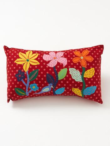 collex - 【mahatsara/マハツァラ】 レクト刺繍クッシヨン