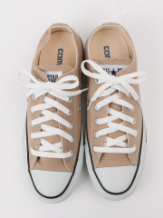 【CONVERSE/コンバース】 CANVAS ALL STAR OXスニーカー