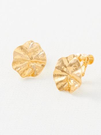 【Pisceans/ピッシェアンス】Frill Earring