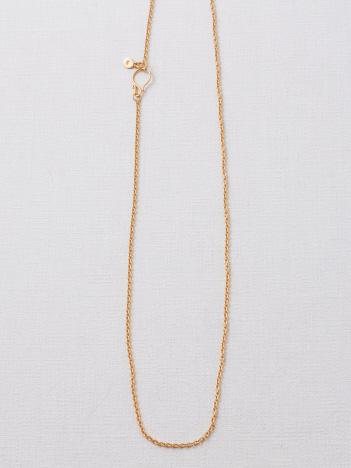 collex - 【Pisceans/ピッシェアンス】Round chain Neclace(gold)