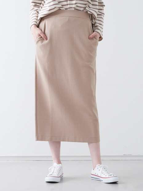 ダンボールニットタイトスカート