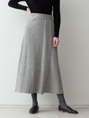 エアヤーンラップスカート