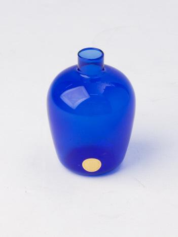 【Hubsch(ハビッシュ)】  カラーガラスフラワーベースEGG