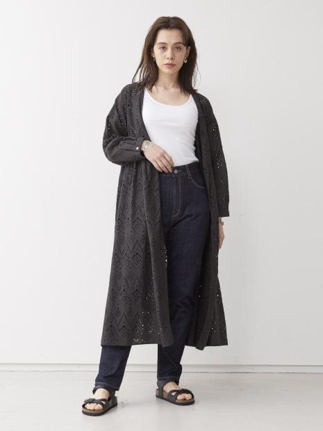 大柄シフリーカシュクールワンピース【予約】