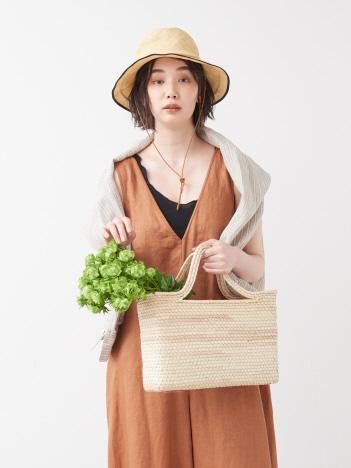 collex - 【SANRAMI/サンラミ】編みバッグS