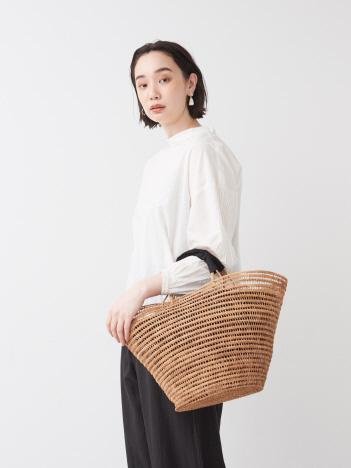 collex - 【TARANGO/タランゴ】かごバッグ