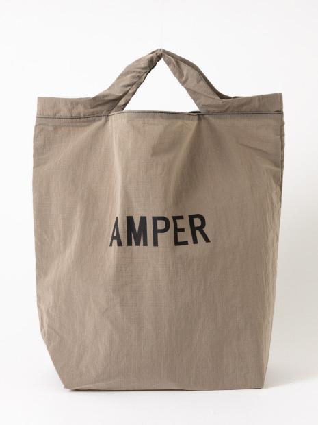 【Ampersand】 parachute purse bag エコバッグ