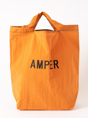 【Ampersand】 parachute purse bag エコバッグ