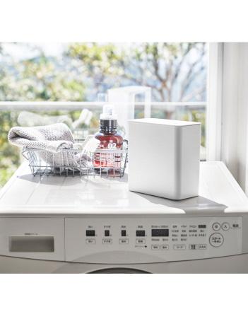 collex - 【tower】  マグネット洗濯洗剤ボールストッカー