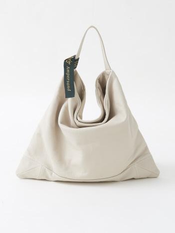 collex - 【WEB限定】【Ampersand】soft one shoulder bag M ソフトレザーワンショルダーバッグ