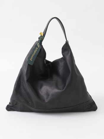 collex - 【Ampersand】soft one shoulder bag M ソフトレザーワンショルダーバッグ