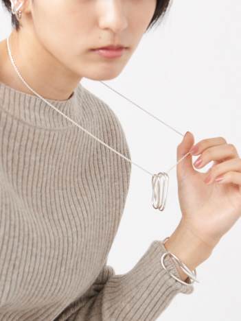 collex - 【Lemme./レム】swell necklace