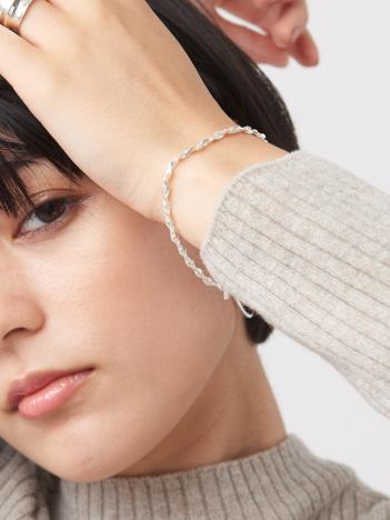 collex - 【Lemme./レム】interwine bracelet